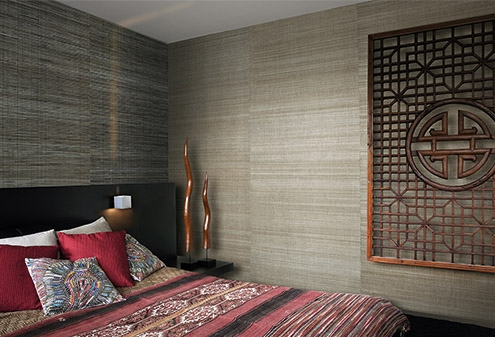 6-maison-interiors-brown-white-textured-wallpaper