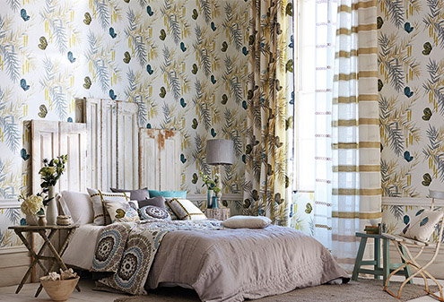 maison-interiors-butterfly-harlequin-wallpaper