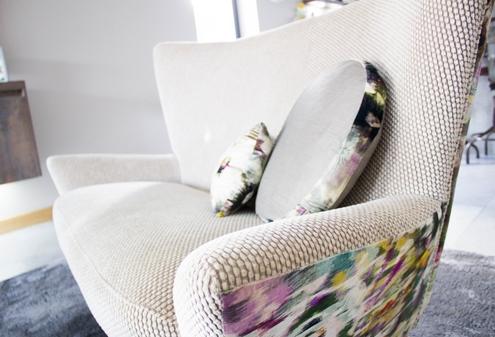 Custom Made Chair Detailing