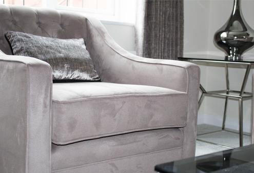 Custom Made Luxury Seating