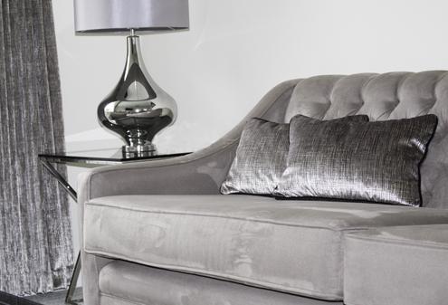 Velvet Sofa Design