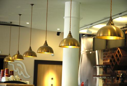 Gold Commercial Lighting