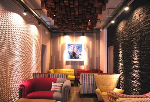 Vibrant Interior Design