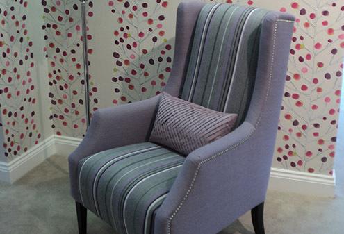 maison-interiors-bespoke-striped-chair