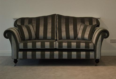 maison-interiors-black-striped-sofa
