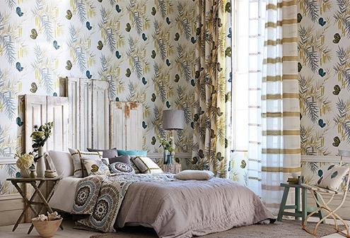 7-maison-interiors-butterfly-harlequin-wallpaper