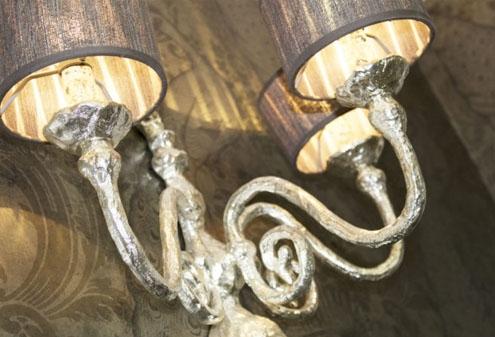 Luxury Silver Lighting