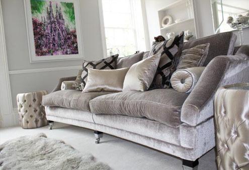 Custom Made Sofa Design